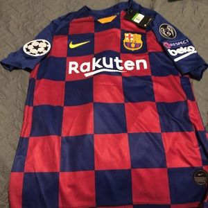 detailed look be542 c6553 Nike Other | Barcelona Messi Jersey 2020 | Poshmark